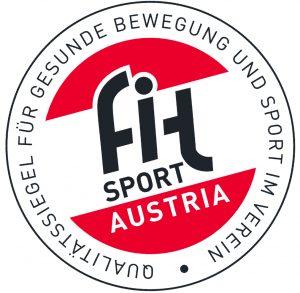 Unserem Bewegungsangebot wurde das Fit Sport Austria Qualitätssiegel verliehen